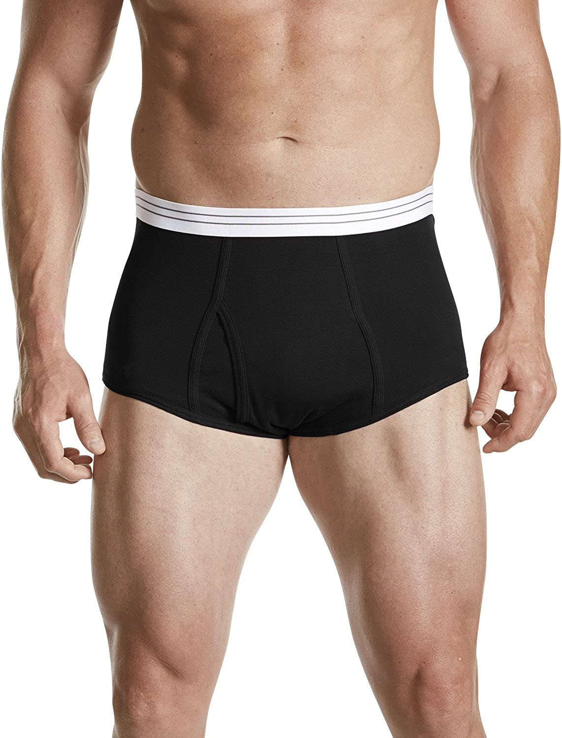 Harbor Bay by DXL Big and Tall 3-pk Color Briefs