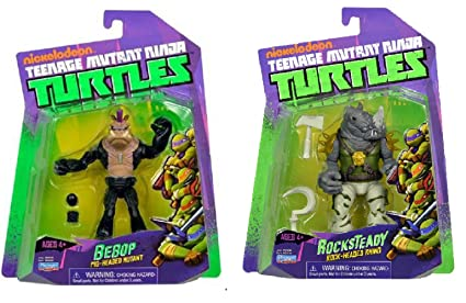 Bebop figure Teenage Mutant Ninja Turtles New