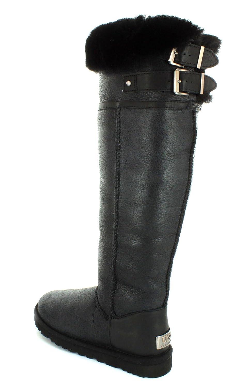 black high ugg boots