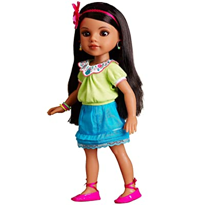 Heart For Hearts Girls Consuelo from Mexico Doll: Toys & Games