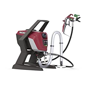 Titan Tool 0580005 High Efficiency Airless Paint Sprayer Titan Controlmax 1500, Control Max