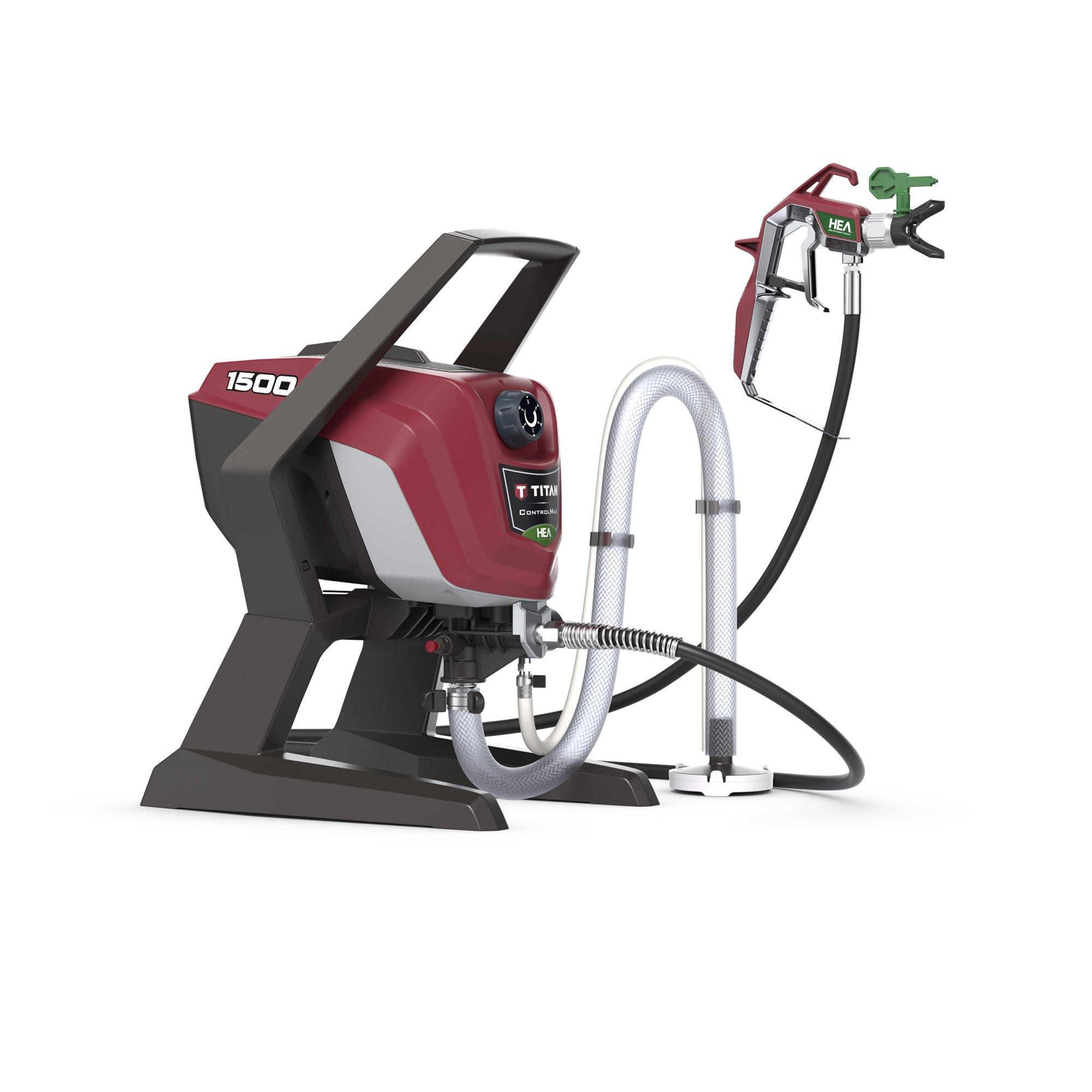 Titan ControlMax 1500 High Efficiency Airless Paint Sprayer by Titan Tool