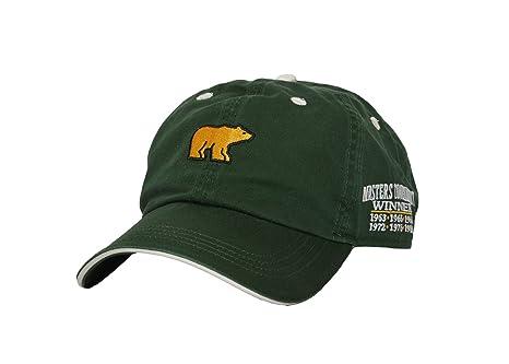 979a925d8b4 Amazon.com  Jack Nicklaus GOLDEN BEAR 18 MAJORS MASTERS TOURNAMENT ...