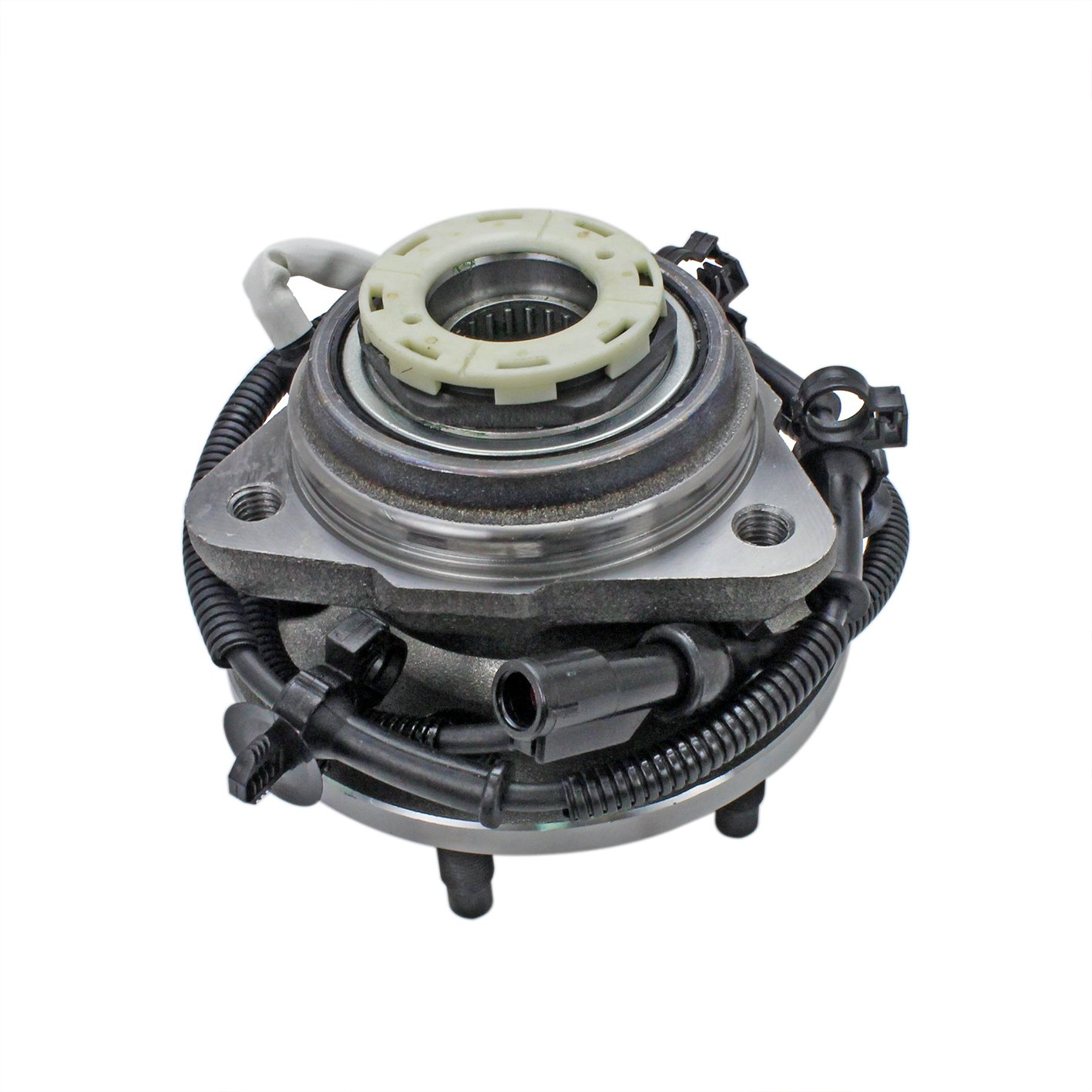 CRS NT515027 New Wheel Bearing Hub Assembly, Front Left (Driver)/ Right (Passenger), for 1998-2000 Ford Ranger, Mazda B3000/ B4000, w/4 Wheel, ABS, 4WD by CRS