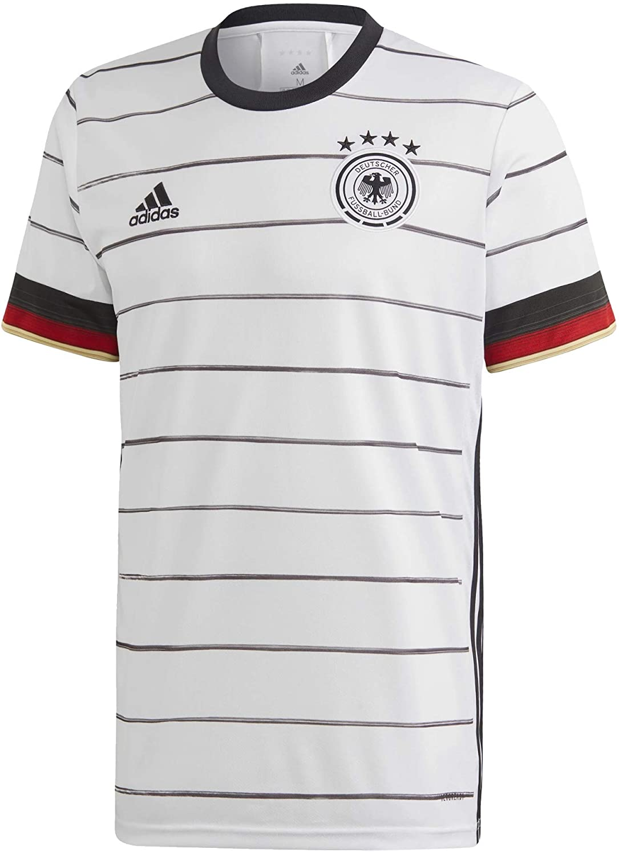 adidas Germany 2020 Home Jersey