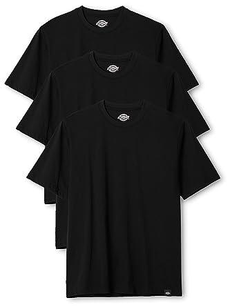 85fdb5c7dc8e Dickies Men s Pack T-Shirt Pack of 3  Dickies  Amazon.co.uk  Clothing