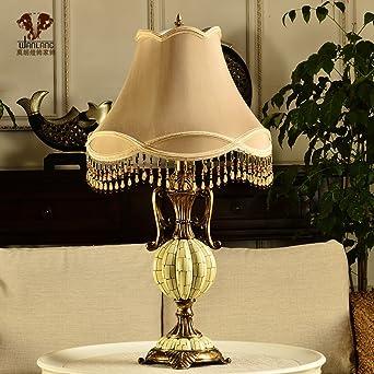 Lámpara de mesa de estilo europeo/estudio de la lámpara ...