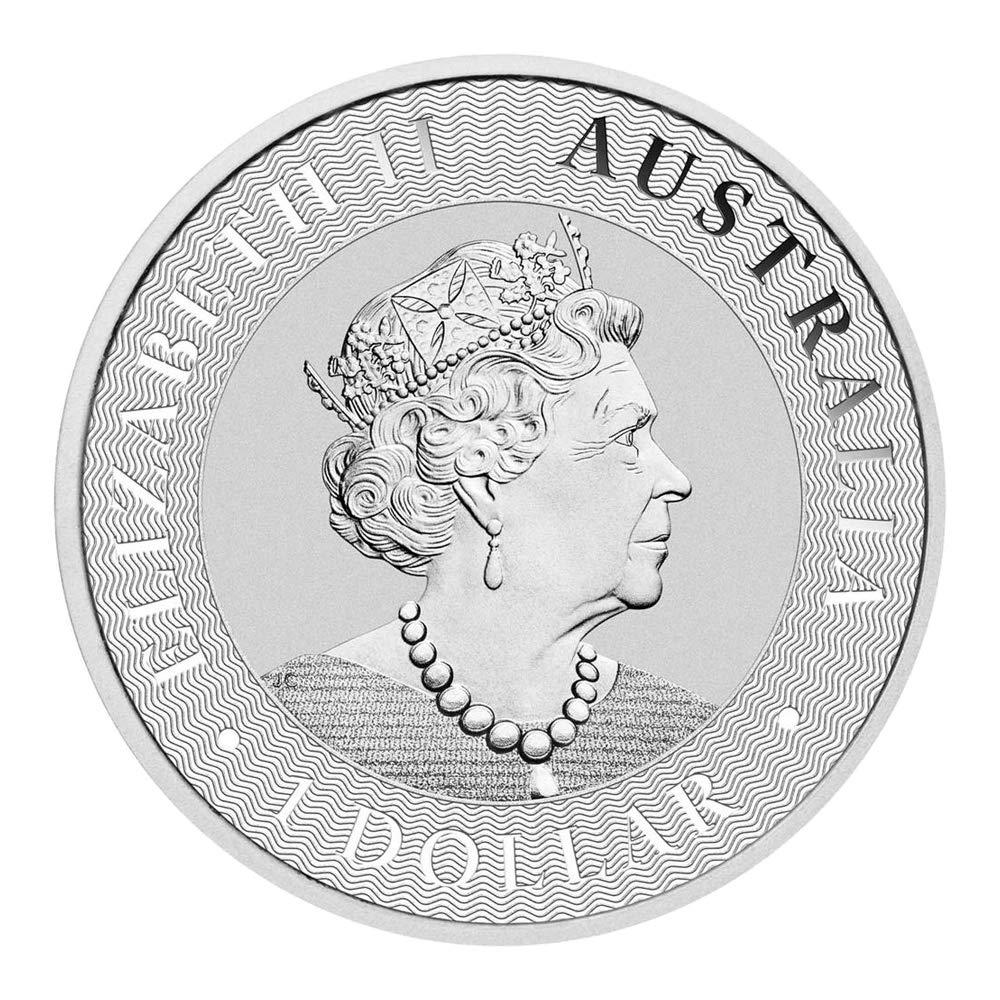 Kangaroo 1 pi/èce argent