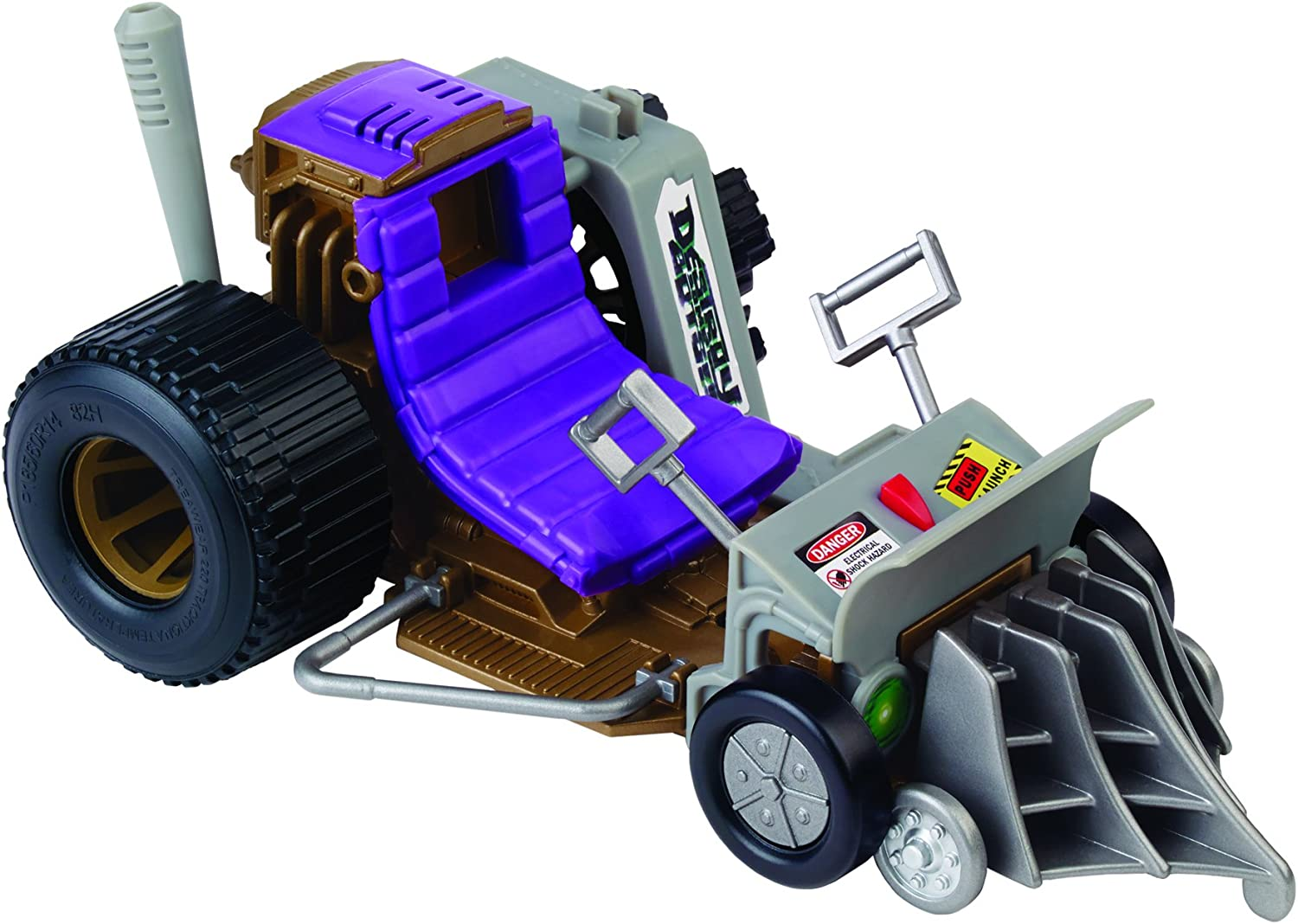 Teenage Mutant Ninja Turtles Donatello's Patrol Buggy Vehicle