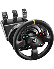 Thrustmaster Tx Rw Volante, Leather Edition - Xbox One/PC