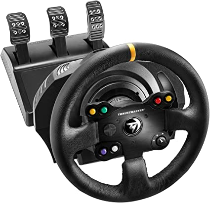 Thrustmaster TX RACING WHEEL LEATHER EDITION - Volante ...