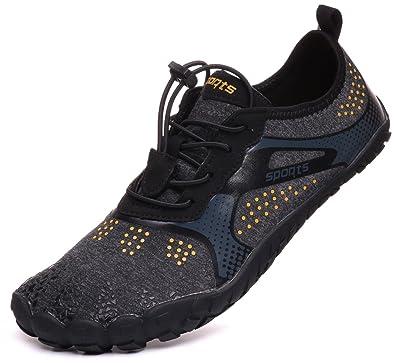 d98672301db1 JOOMRA Minimalist Barefoot Shoes for Jogging Workout Trail Running Trekking  Hiking Fitness Water Sports FiveFingers 5