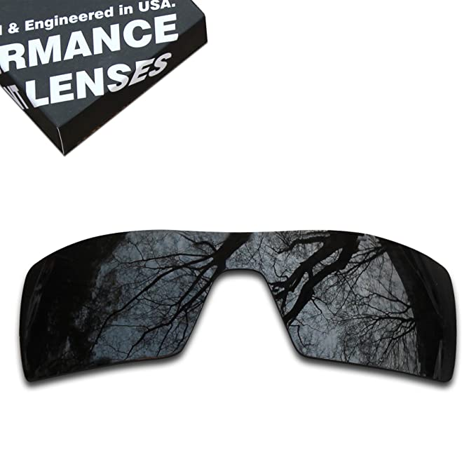c26831ea0f Image Unavailable. Image not available for. Color  ToughAsNails Polarized  Lens Replacement for Oakley Oil Rig ...