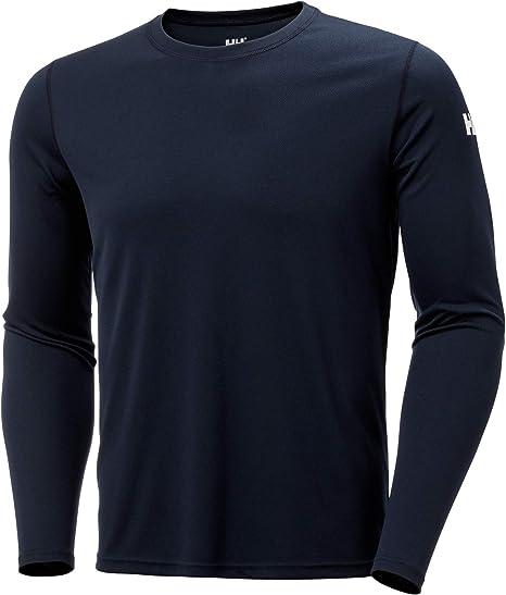 Helly Hansen HH Tech Crew Camiseta, Hombre: Amazon.es: Deportes y ...