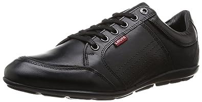 Levi's Toulon, Sneakers Basses Homme, Noir, 42 EU