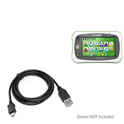 Leapfrog LeapPad Ultimate Cable, BoxWave [DirectSync Cable] Durable Charge and Sync Cable for Leapfrog Epic | LeapPad Ultimate: Electronics