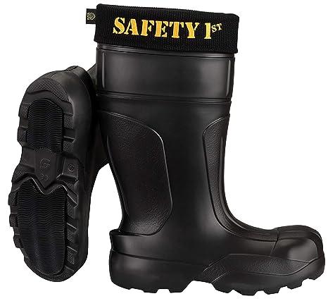 LBC Leon Boots Co Safety 1st Botas ultraligeras para Hombre ...