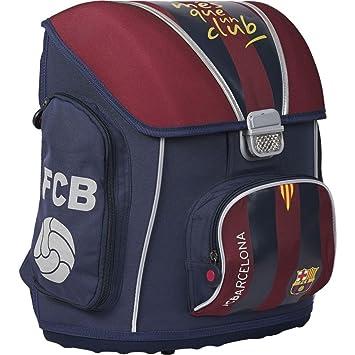 FC BARCELONA - School Bag School Bag FC-50 FC Barcelona Barca Fan 3 - 32 x  27 x 25 cm  Amazon.co.uk  Toys   Games 1a16a050c
