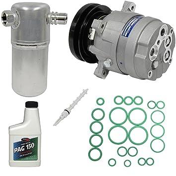 Universal aire acondicionado A/C compresor KT 3135/Componente Kit: Amazon.es: Coche y moto