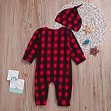 Christmas Newborn Baby Boy Outfit Set Palid Santa