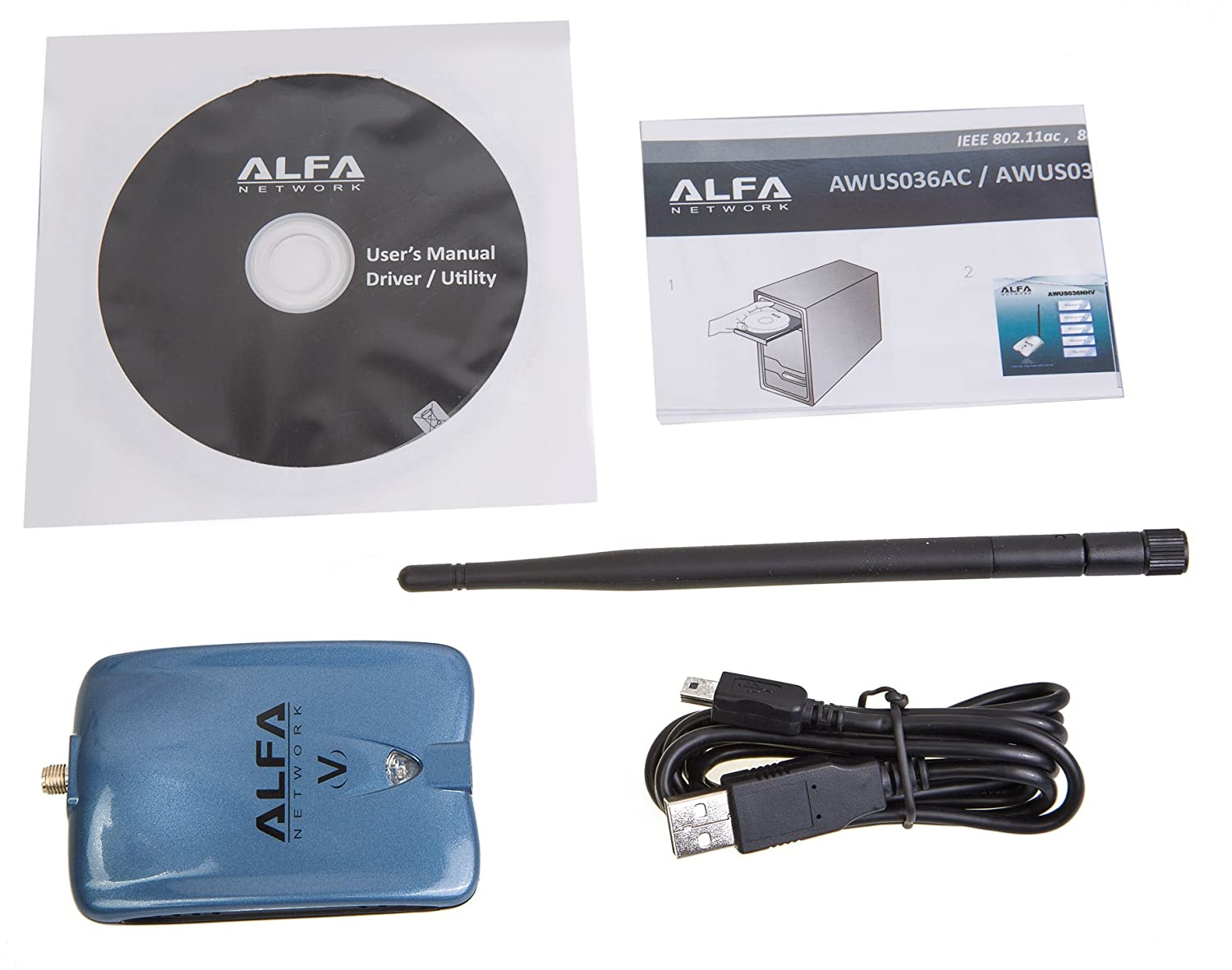 DRIVERS FOR ALFA AWUS036NH POWER CONTROL