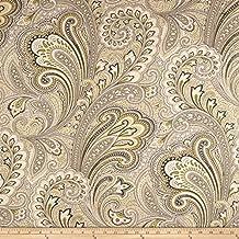 TNT SALES COMPANY Richloom Barilla Basketweave Greystone Fabric By The Yard