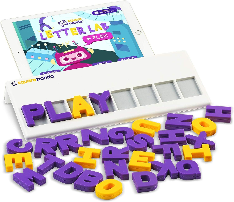 Square Panda Multisensory Phonics Playset