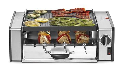 Cuisinart GC-15 Griddler 1000-Watt Compact parrilla centro ...