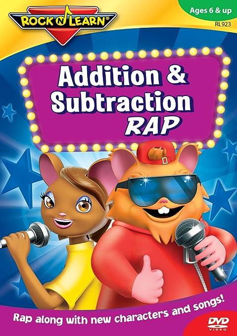 Amazon.com: Rock 'N Learn:Addition & Subtraction Rap: Rock 'N ...