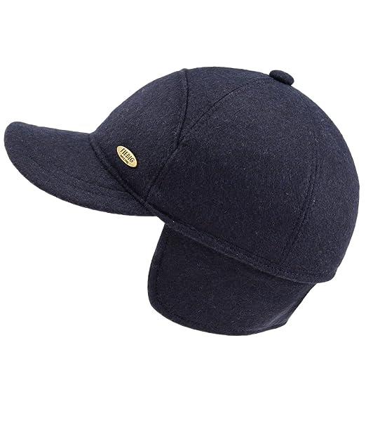 Fiebig Basecap Per Ragazzi Baseball Cappellino Berretto Con Visiera  Cappello Invernale Uni Foderato Paraorecchie Bambini (FI-42530-W16-JU6)  incl. 20fe9279ebbb