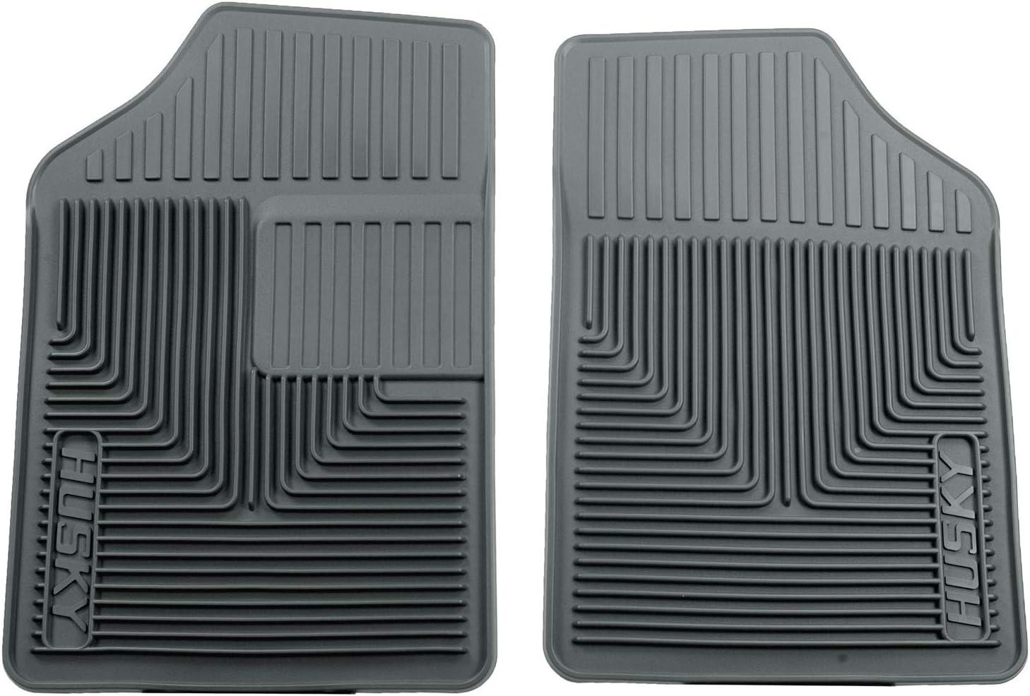 Kia Rio Black//Blue HEAVY DUTY All WEATHER Front Rear RUBBER CAR Floor MATS