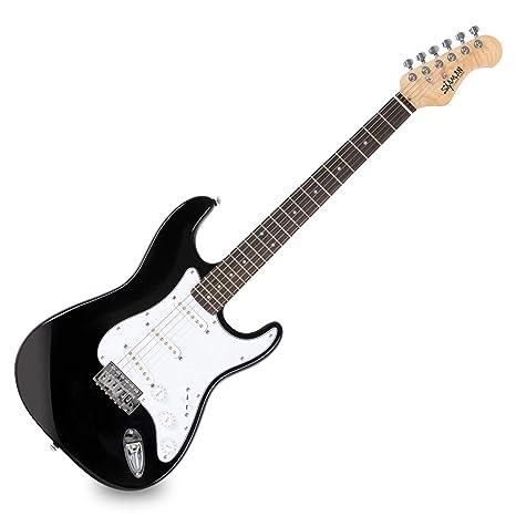 Guitarra Eléctrica Shaman Element Series STX-100B negra
