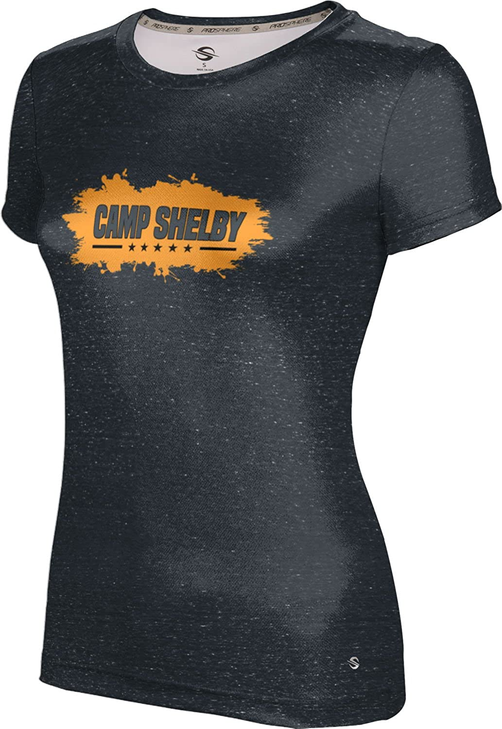 ProSphere Women's Camp Shelby Military Heather Tech Tee