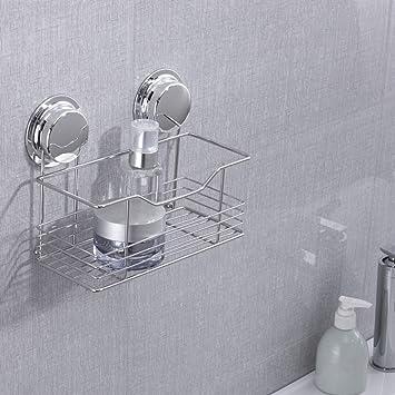 Amazon.com: GLXQIJ QIJ - Cesta de almacenamiento para baño ...