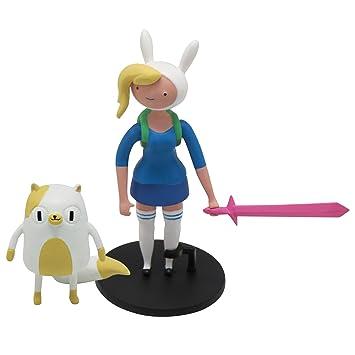 Adventure Time 3 Zoll Fionna Mit Kuchen Zubehor Amazon De Spielzeug
