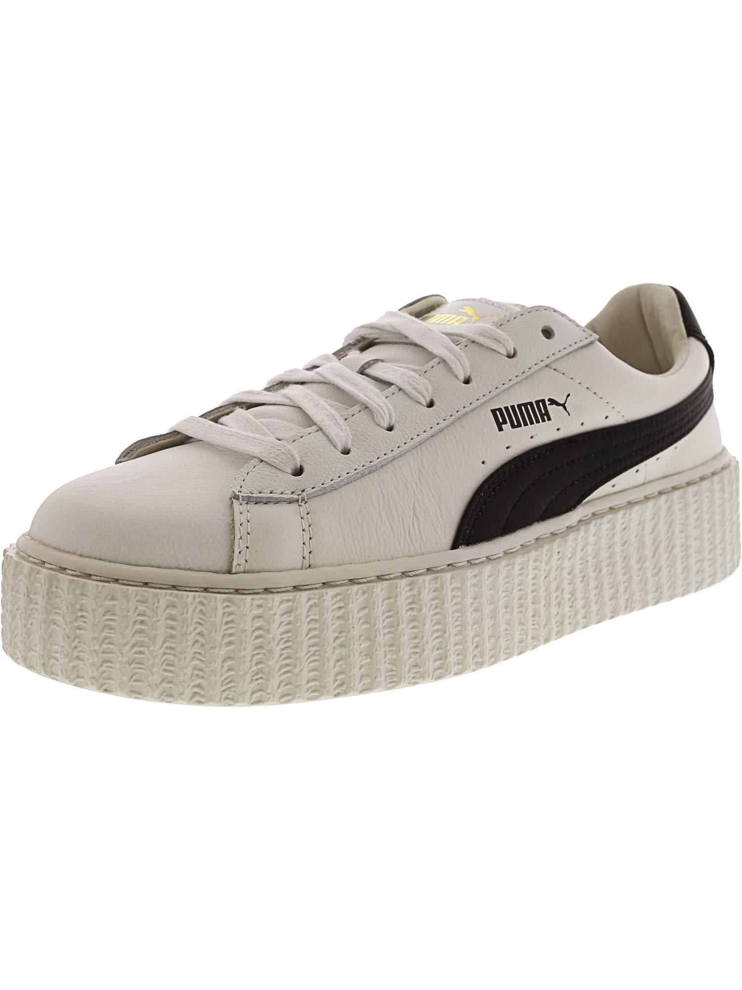 Puma Creeper White & Black - 364462 01 by PUMA
