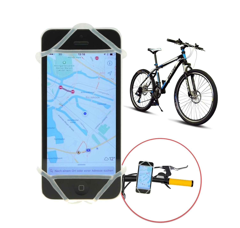 Smartphone Porta teléfono móvil Soporte Manillar Manillar ...