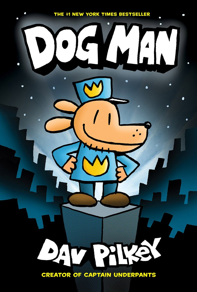 Dog Man Creator Captain Underpants product image