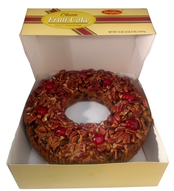 48oz Light Fruit Cake Ring Amazon Grocery & Gourmet Food