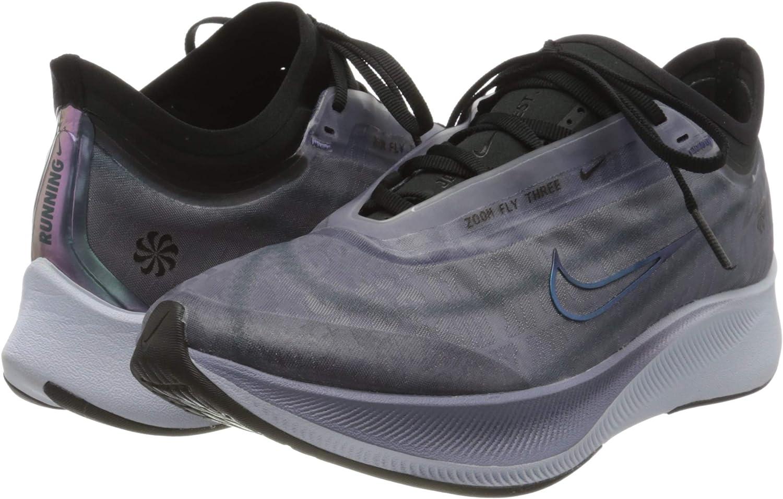 Nike Zoom Fly 3 Rise, Zapatillas de Trail Running para Mujer, Multicolor (Sanded Purple/Black/Midnight Turq 500), 36.5 EU: Amazon.es: Zapatos y complementos