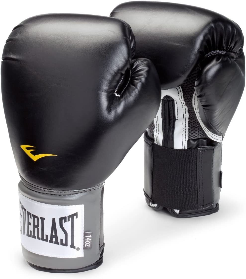 Everlast Womens Pro Style Training Boxing Gloves - 黒 [並行輸入品]
