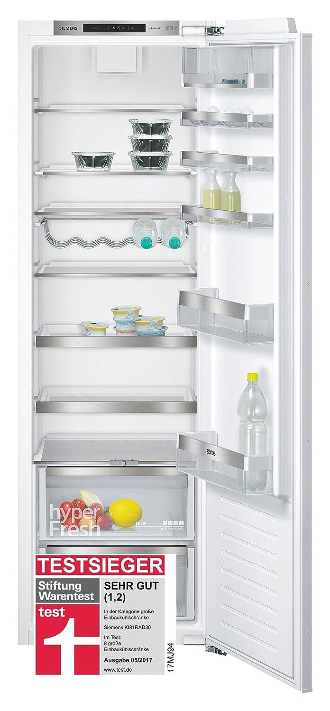 Siemens KI81RAD30 iQ500 Einbau-Kühlschrank / A++ / Kühlen: 319 L ...