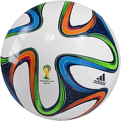 adidas Brazuca Jumbo Replique – Balón de Mundial 2014 Blanco ...
