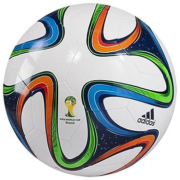 adidas Brazuca Jumbo Replique - Balón de Mundial 2014 Blanco ...