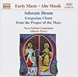Adorate Deum Gregorian Chant from the Proper of the