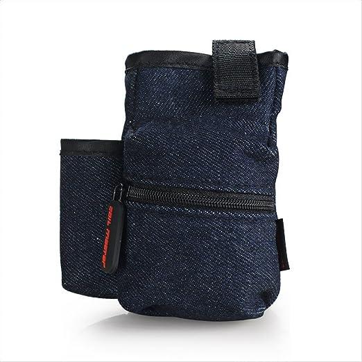 Coil Master Pbag para cigarrillos electrónicos llevar bolso para herramientas, líquidos, RDA RTA Atomizer Mods, baterías, algodón / Wicking suministros, ...