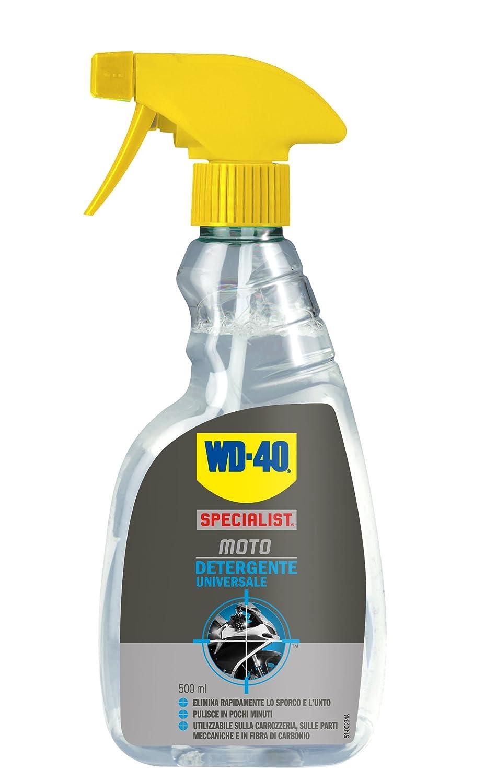 WD-40 SPECIALIST MOTO - Detergente Universale Spray - 500 ml 39232