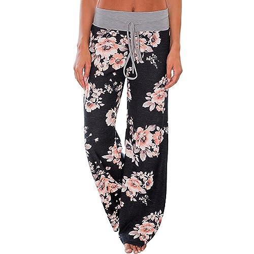 Flowy Pants Amazon Beauteous Patterned Flowy Pants