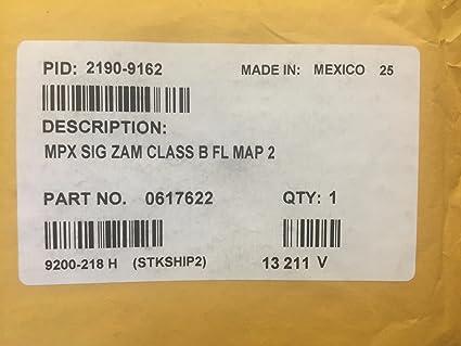 Simplex 2190 – 9162 Mpx Sig Zam clase B FL