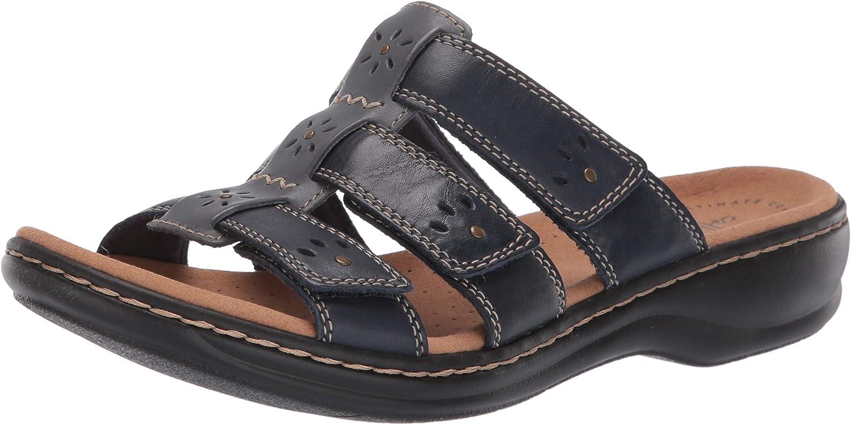 Clarks Women's Leisa Spring Slide Sandal
